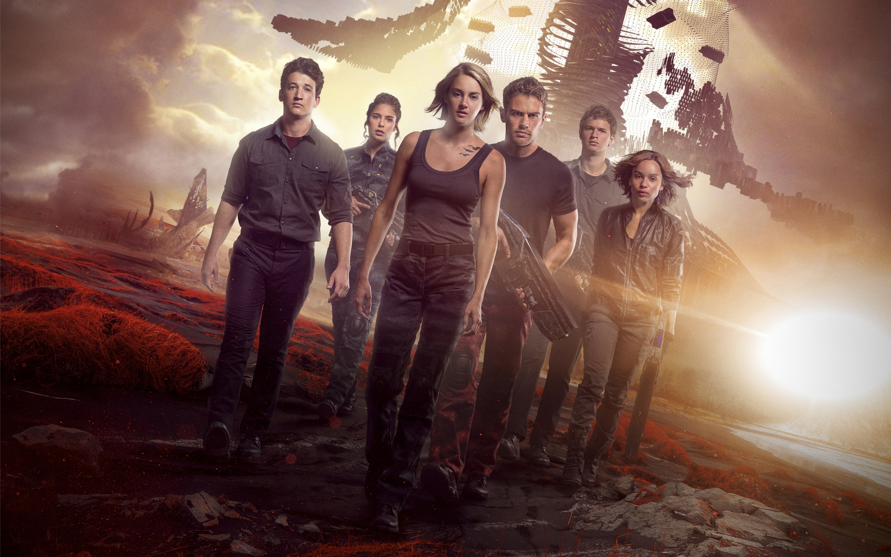 The Divergent Series: Allegiant HQ wallpapers
