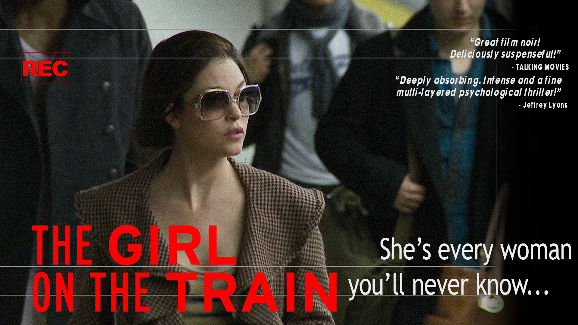 The Girl on the Train HQ wallpapers