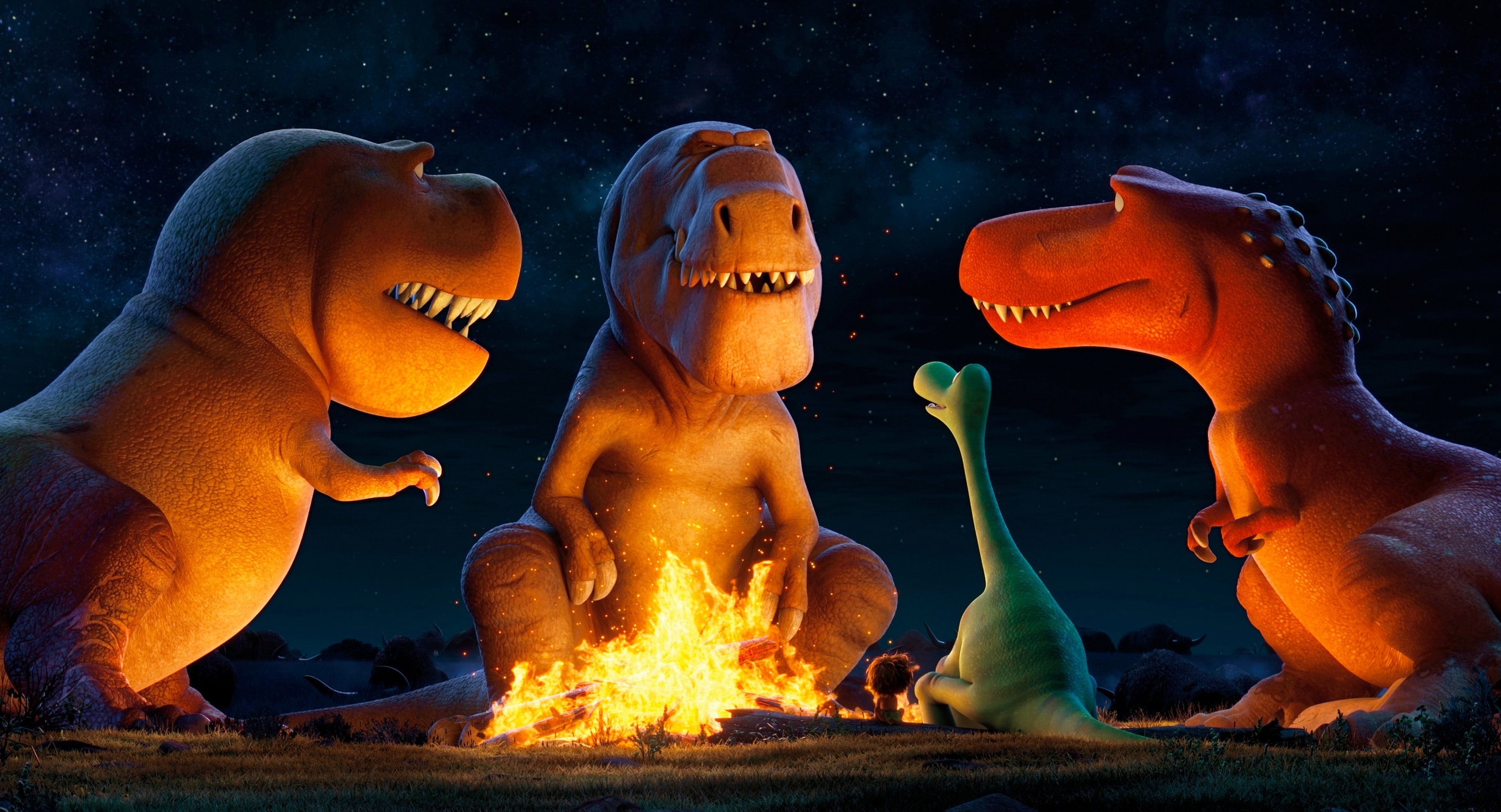 The Good Dinosaur HQ Wallpapers The Good Dinosaur Desktop Wallpapers