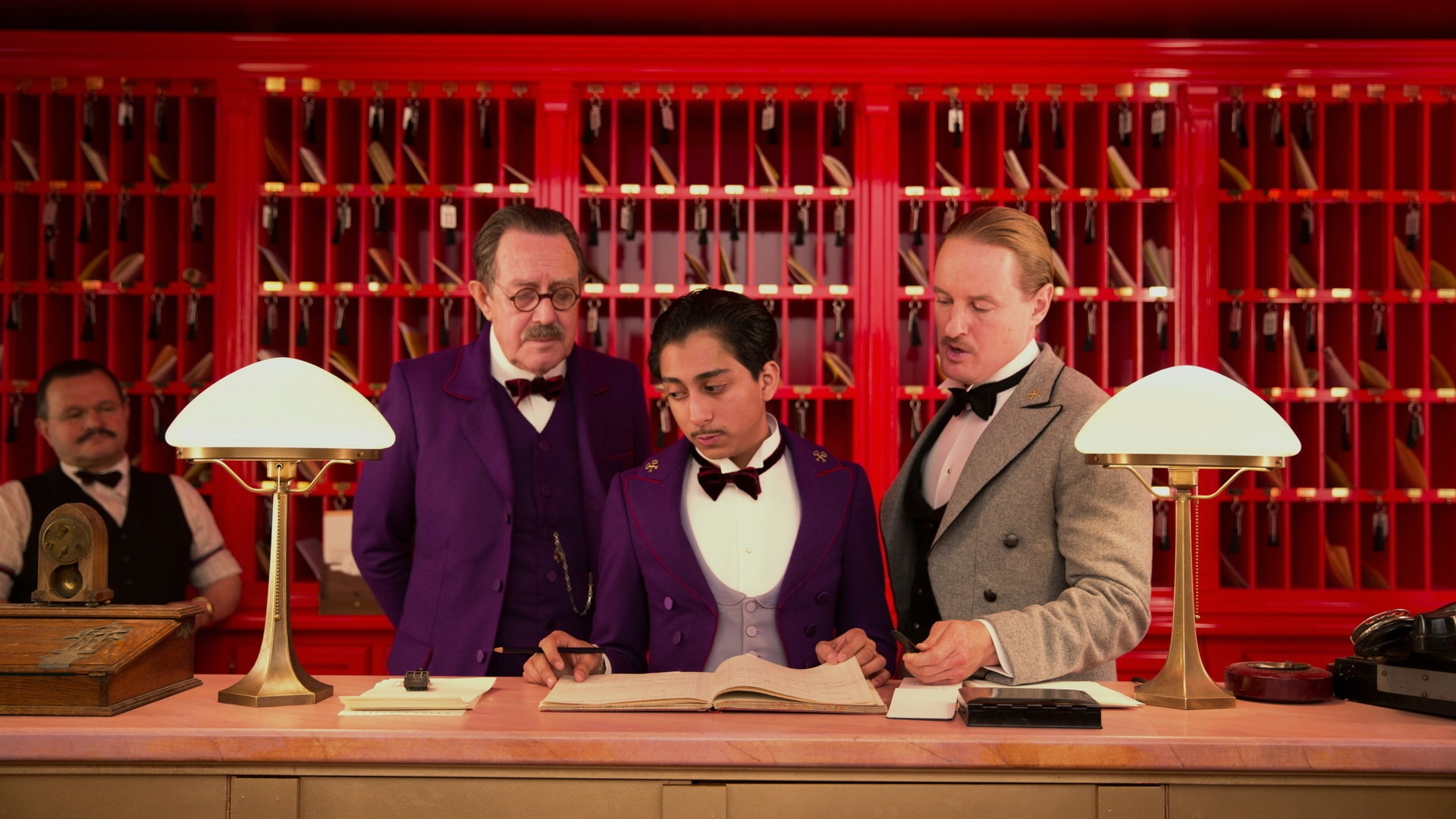 The Grand Budapest Hotel HQ wallpapers