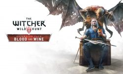 The Witcher 3 Wild Hunt - Blood and Wine HQ wallpapers
