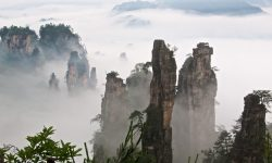 Tianzi Mountain HQ wallpapers