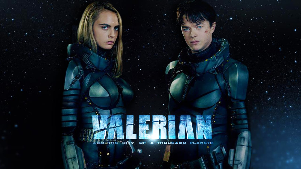 Valerian and the City of a Thousand Planets HQ wallpapers