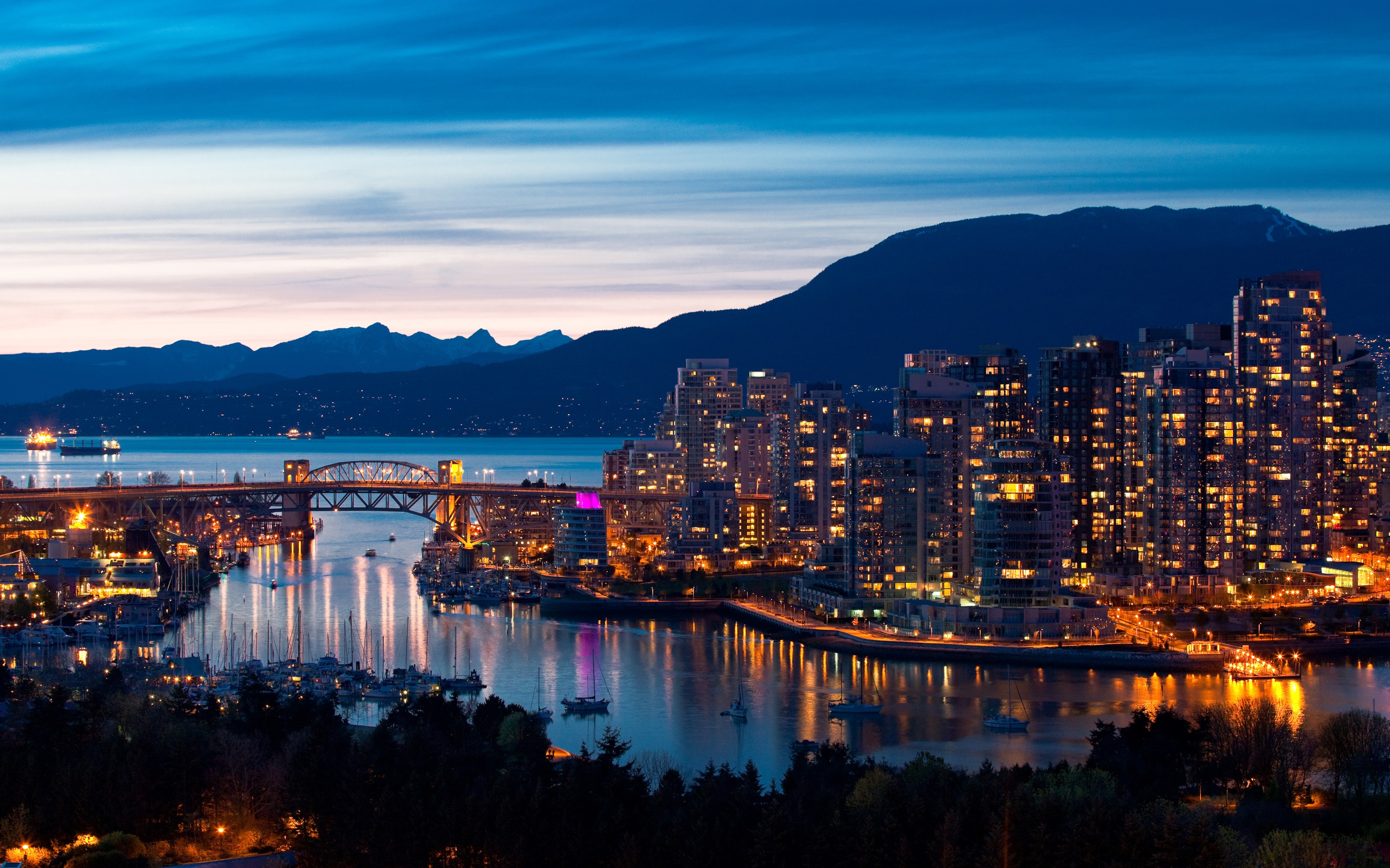 Vancouver HQ wallpapers