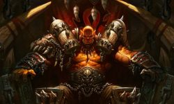 WOW: Garrosh Hellscream HQ wallpapers