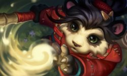 WOW: Li Li Stormstout Desktop wallpapers