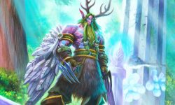 WOW: Malfurion Stormrage HQ wallpapers