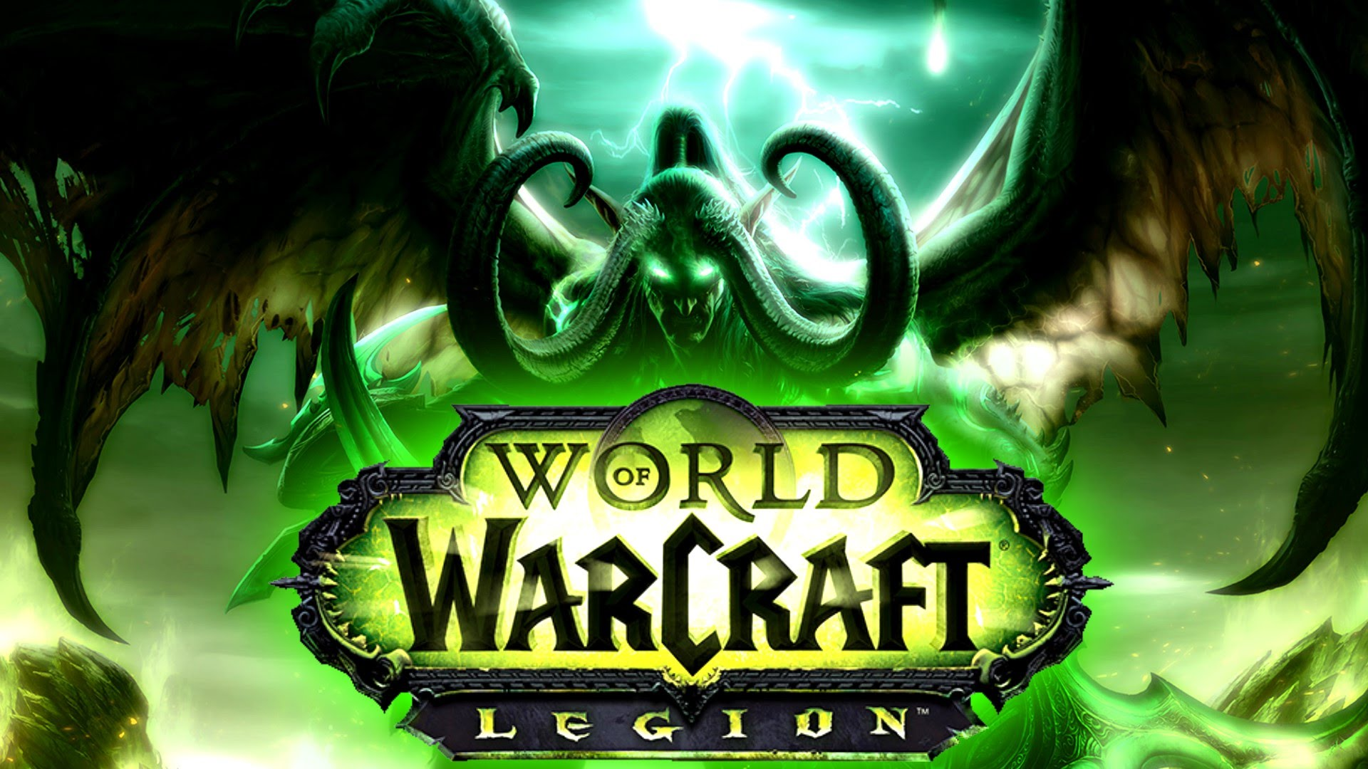 World of Warcraft: Legion HQ wallpapers
