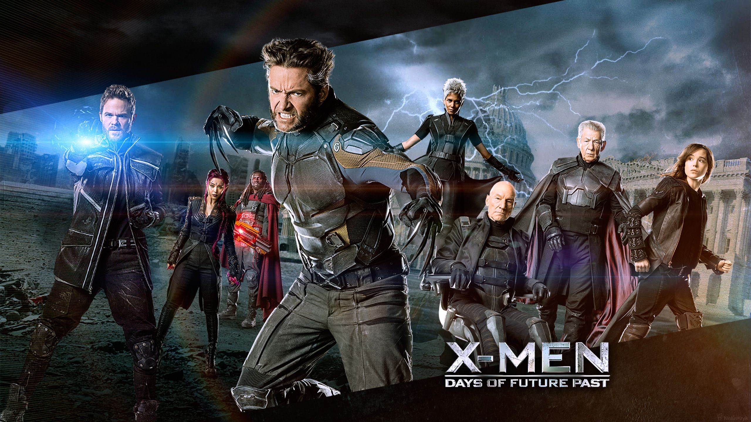 X-Men: Days Of Future Past HQ wallpapers