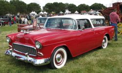 1955 Chevrolet Nomad Screensavers
