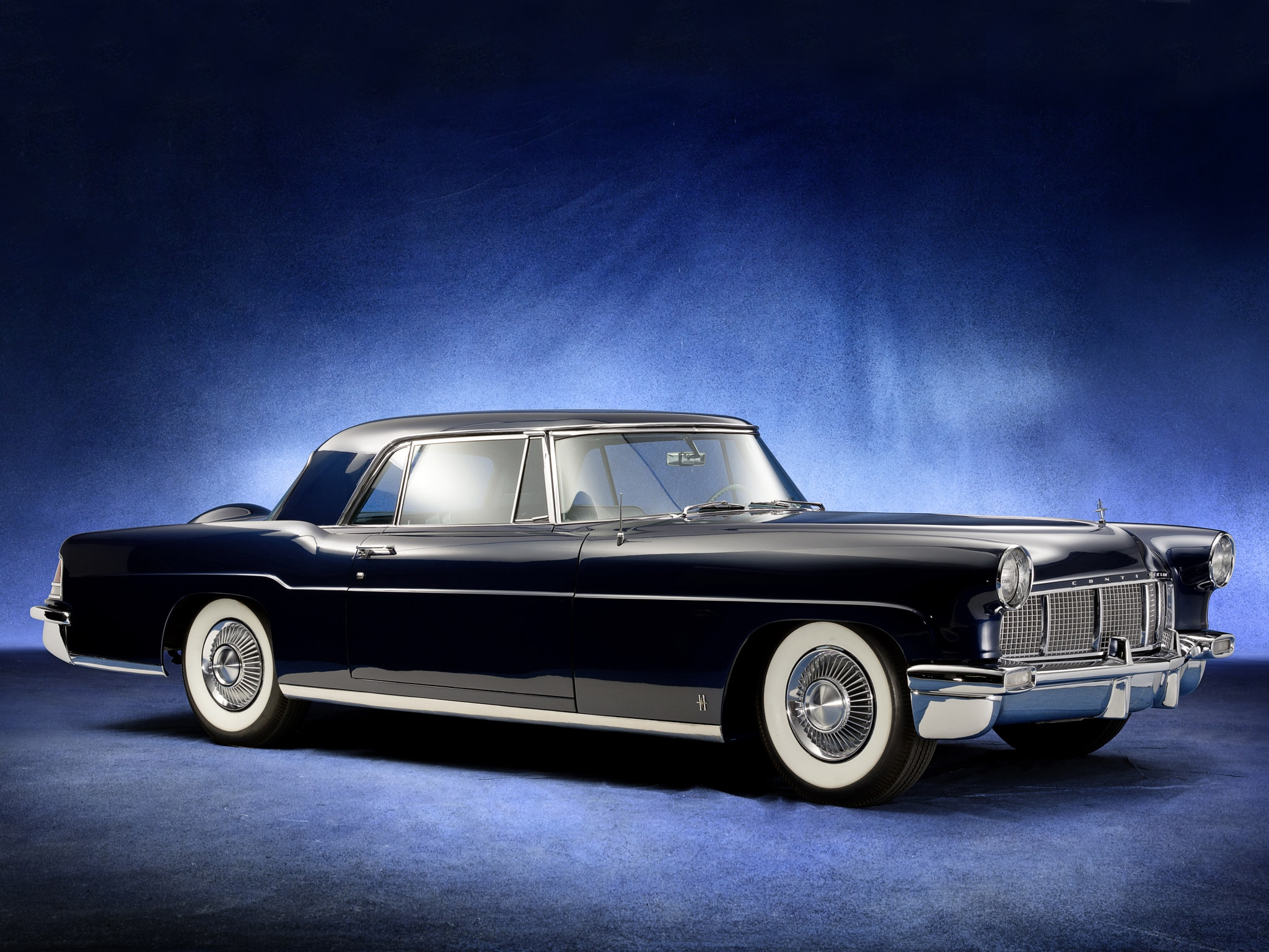 1956 Lincoln Mark II Screensavers