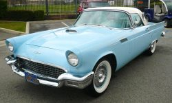 1957 Ford Thunderbird Screensavers