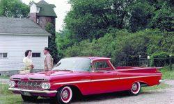 1959 Chevrolet El Camino Screensavers