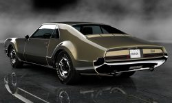 1966 Oldsmobile Toronado Screensavers