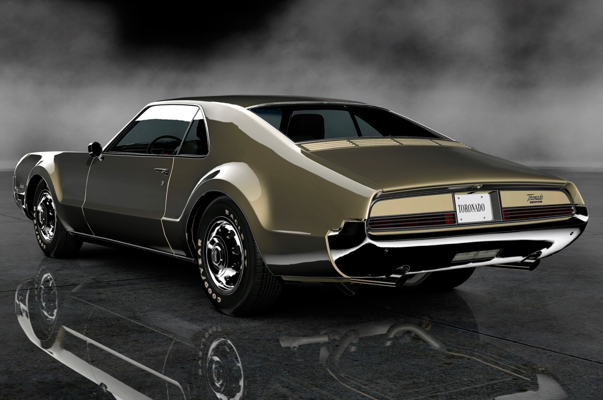 1966 Oldsmobile Toronado Screensavers