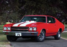 1970 Chevrolet Chevelle SS Screensavers