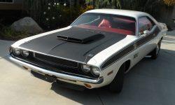 1970 Dodge Challenger T/A Screensavers