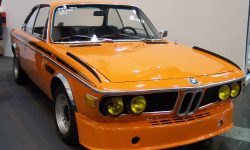1973 BMW 3.0 CSi Screensavers