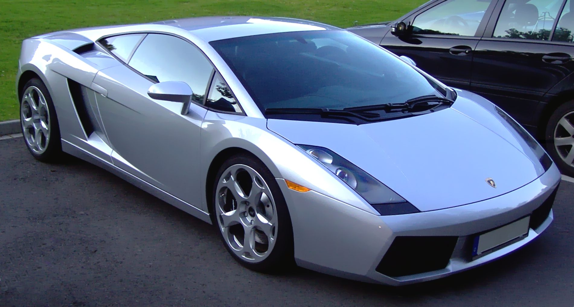 2003 Lamborghini Gallardo Screensavers