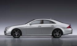 2005 Mercedes-Benz CLS Screensavers