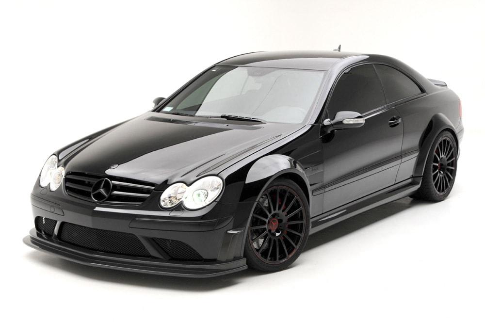 2008 Mercedes-Benz CLK63 AMG Black Series Screensavers