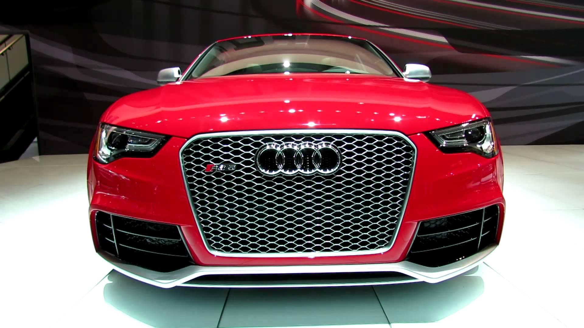 2012 Audi RS5 Screensavers