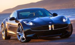 2012 Fisker Karma Screensavers