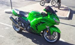 2012 Kawasaki Ninja ZX-14R Screensavers