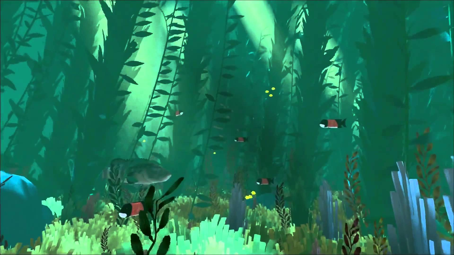 ABZÛ Screensavers
