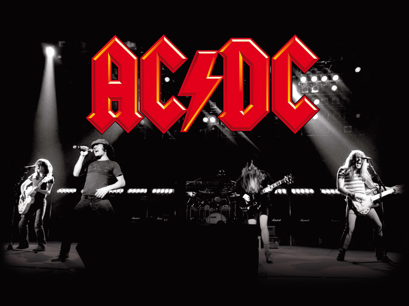 AC/DC Screensavers