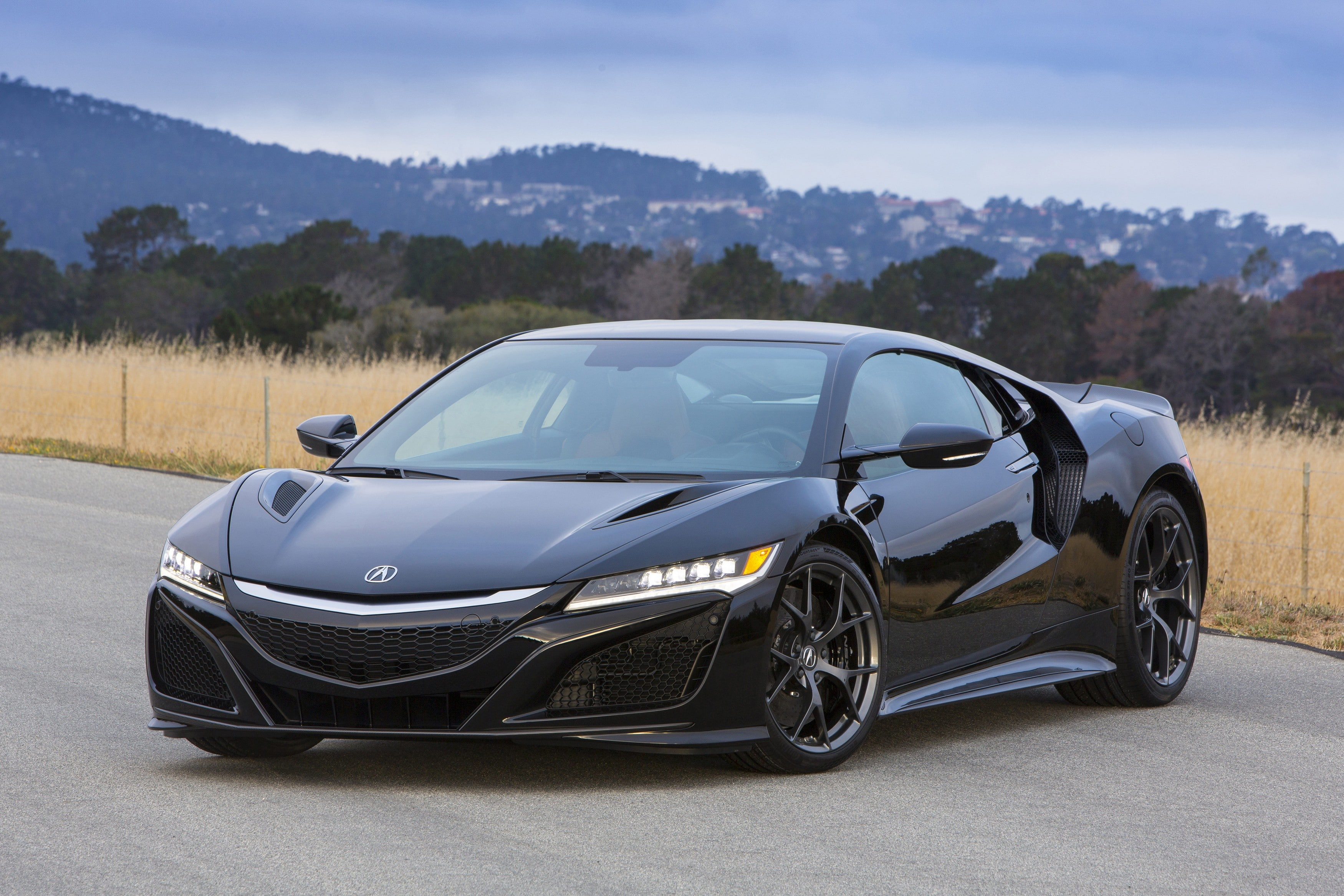 Acura NSX II Desktop wallpapers