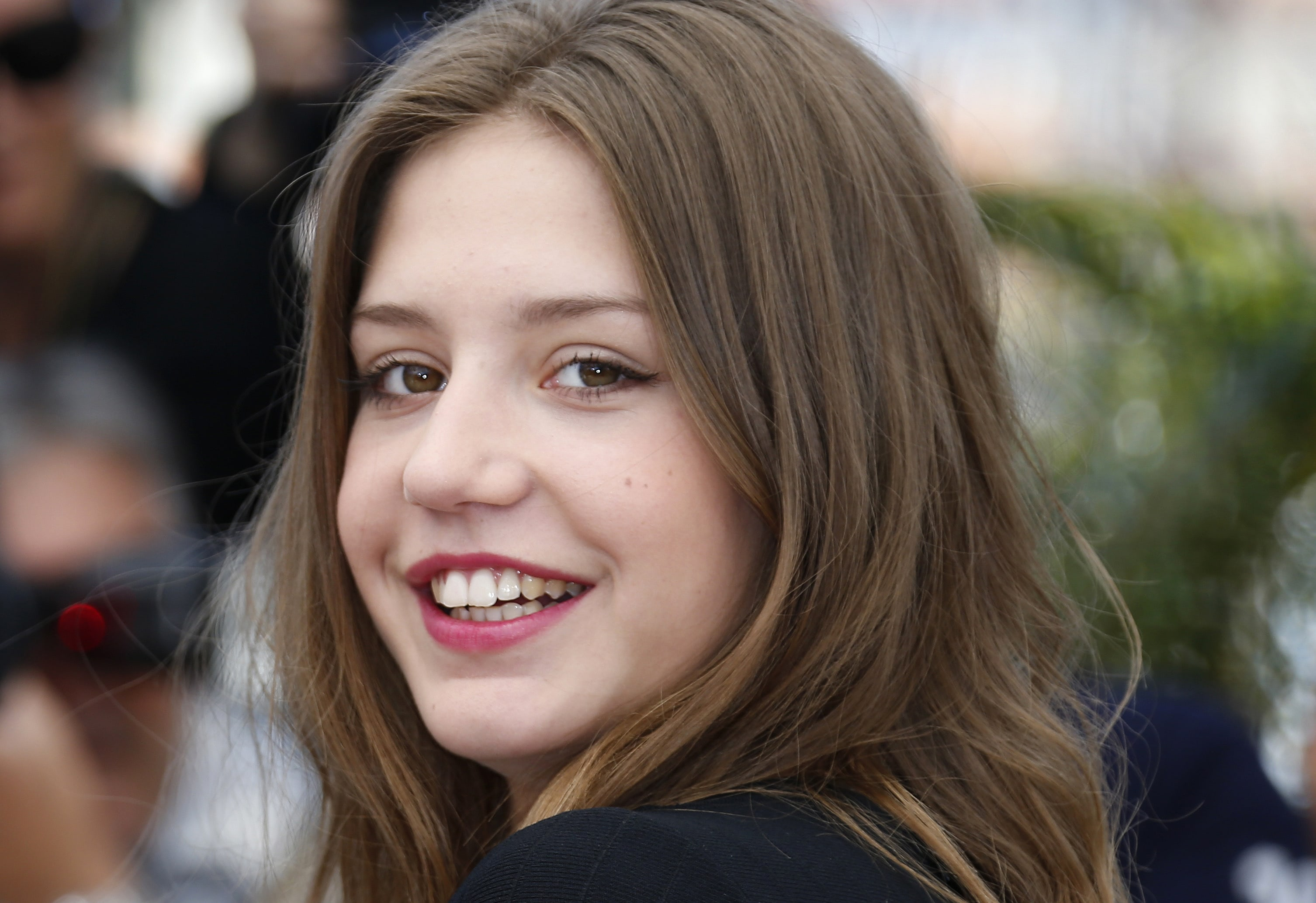 Adele Exarchopoulos Desktop wallpapers