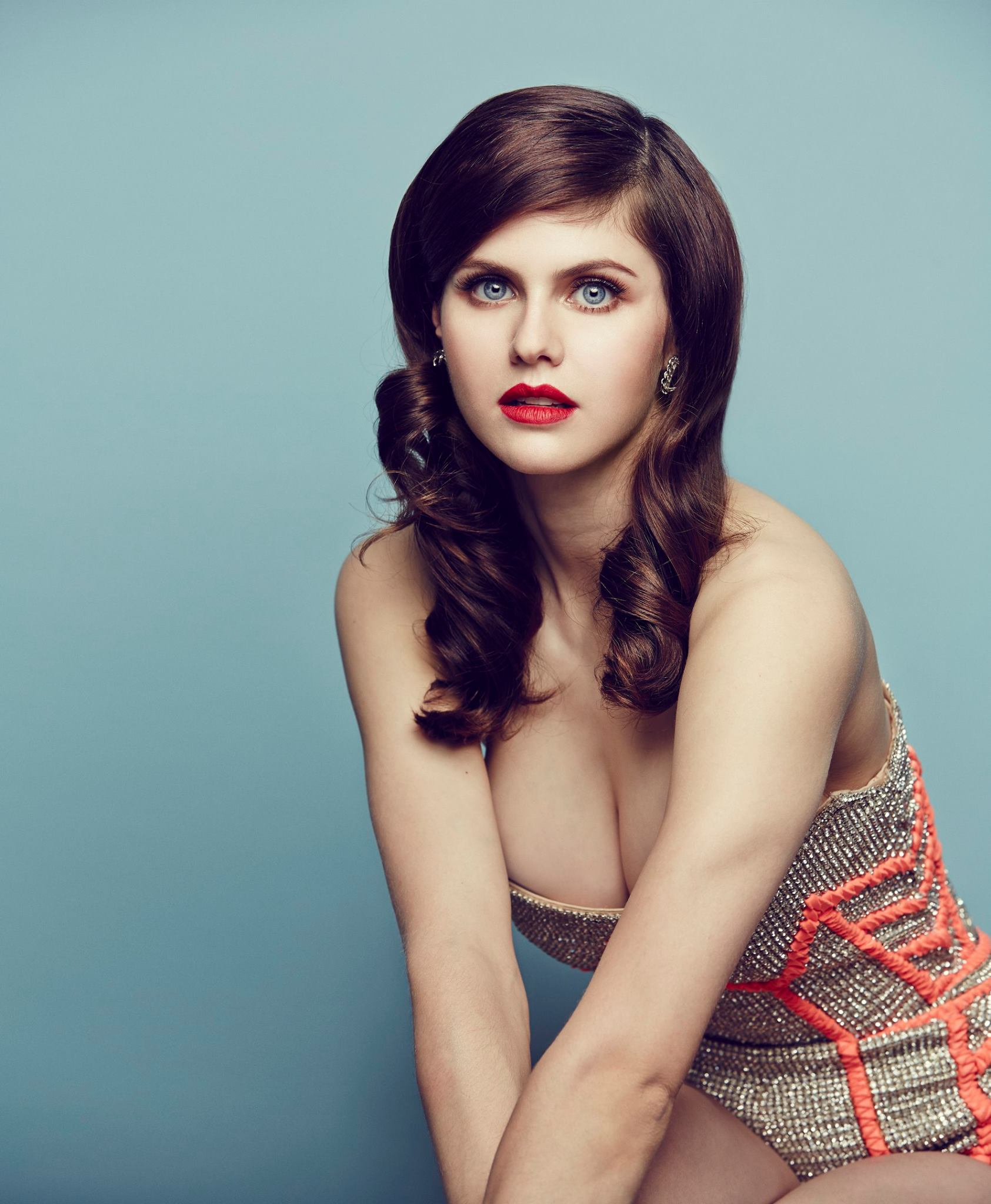 Alexandra Daddario Desktop wallpapers