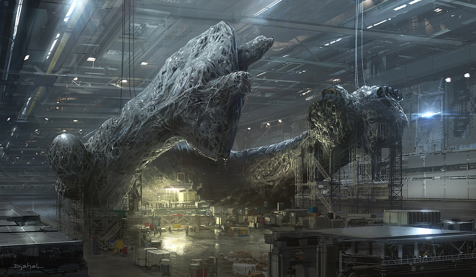 Alien: Covenant Screensavers