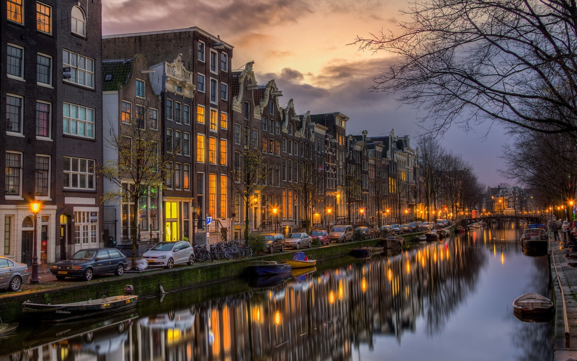 Amsterdam Desktop wallpapers