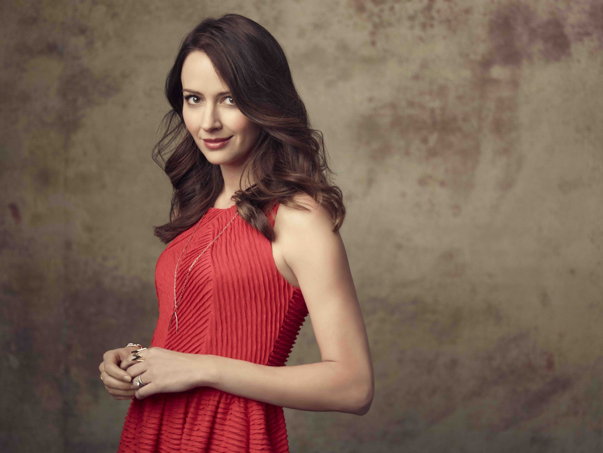 Amy Acker Desktop wallpapers