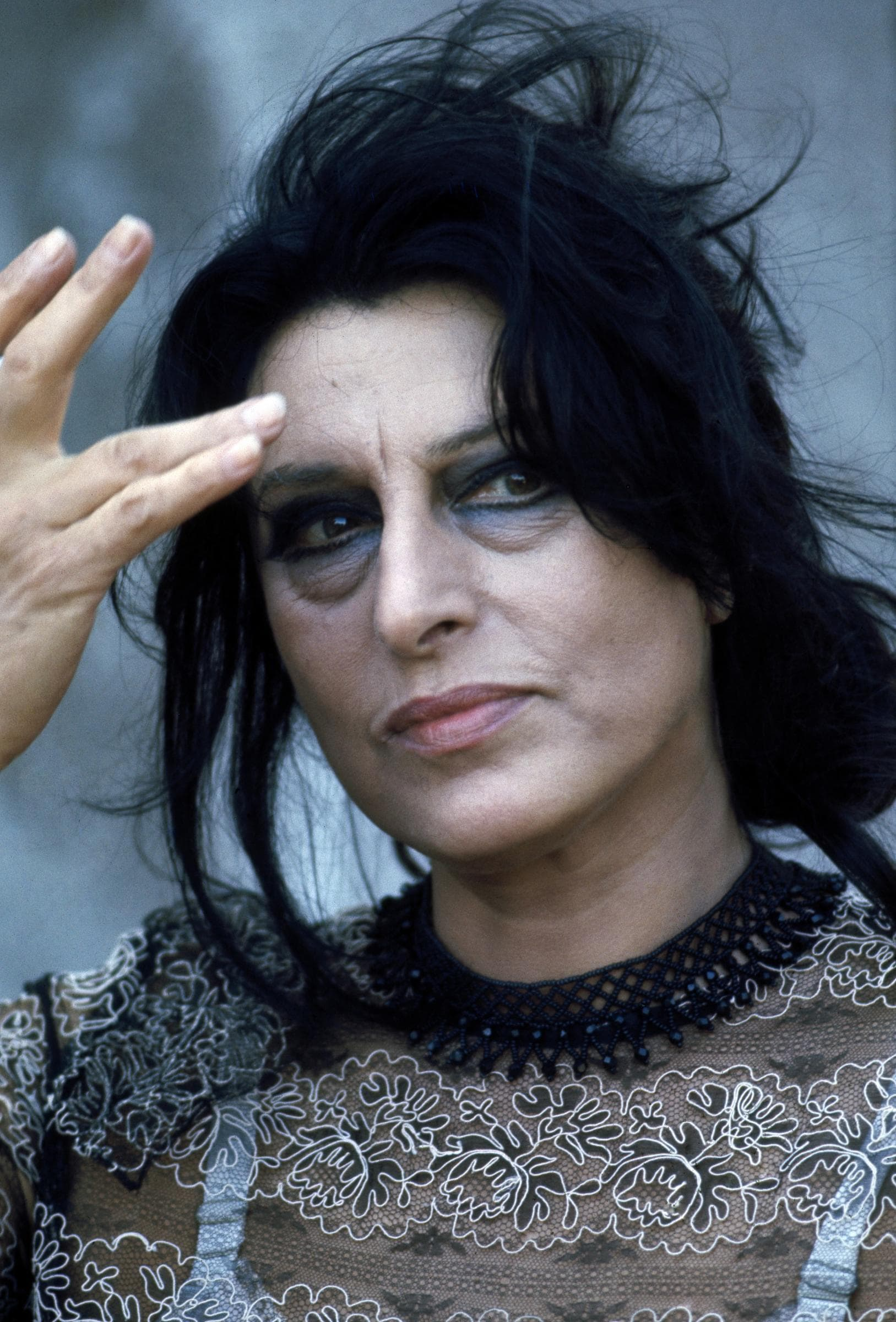Anna Magnani Background