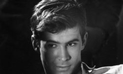 Anthony Perkins Background