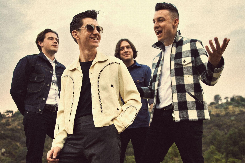 Arctic Monkeys Screensavers