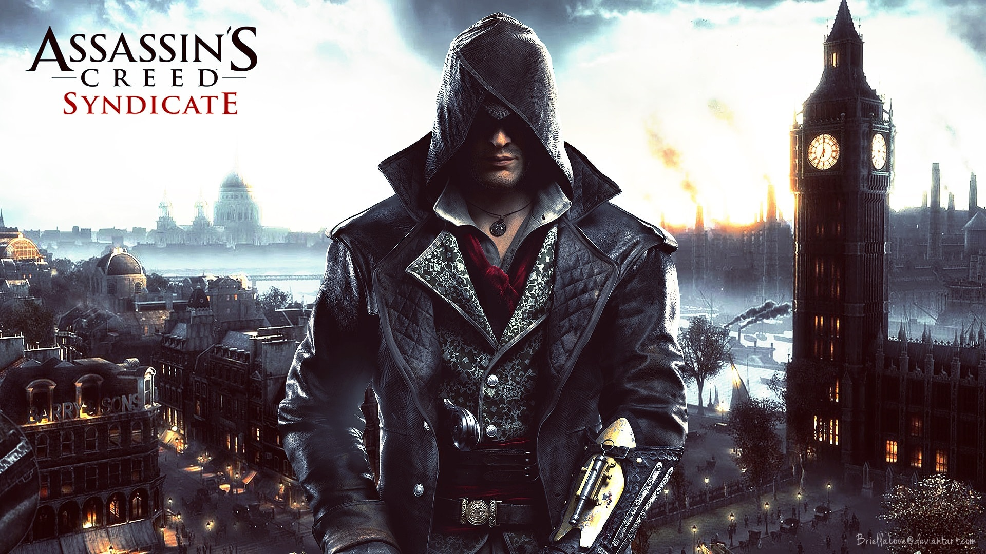 Assassin S Creed Syndicate Hd Wallpapers 7wallpapers Net