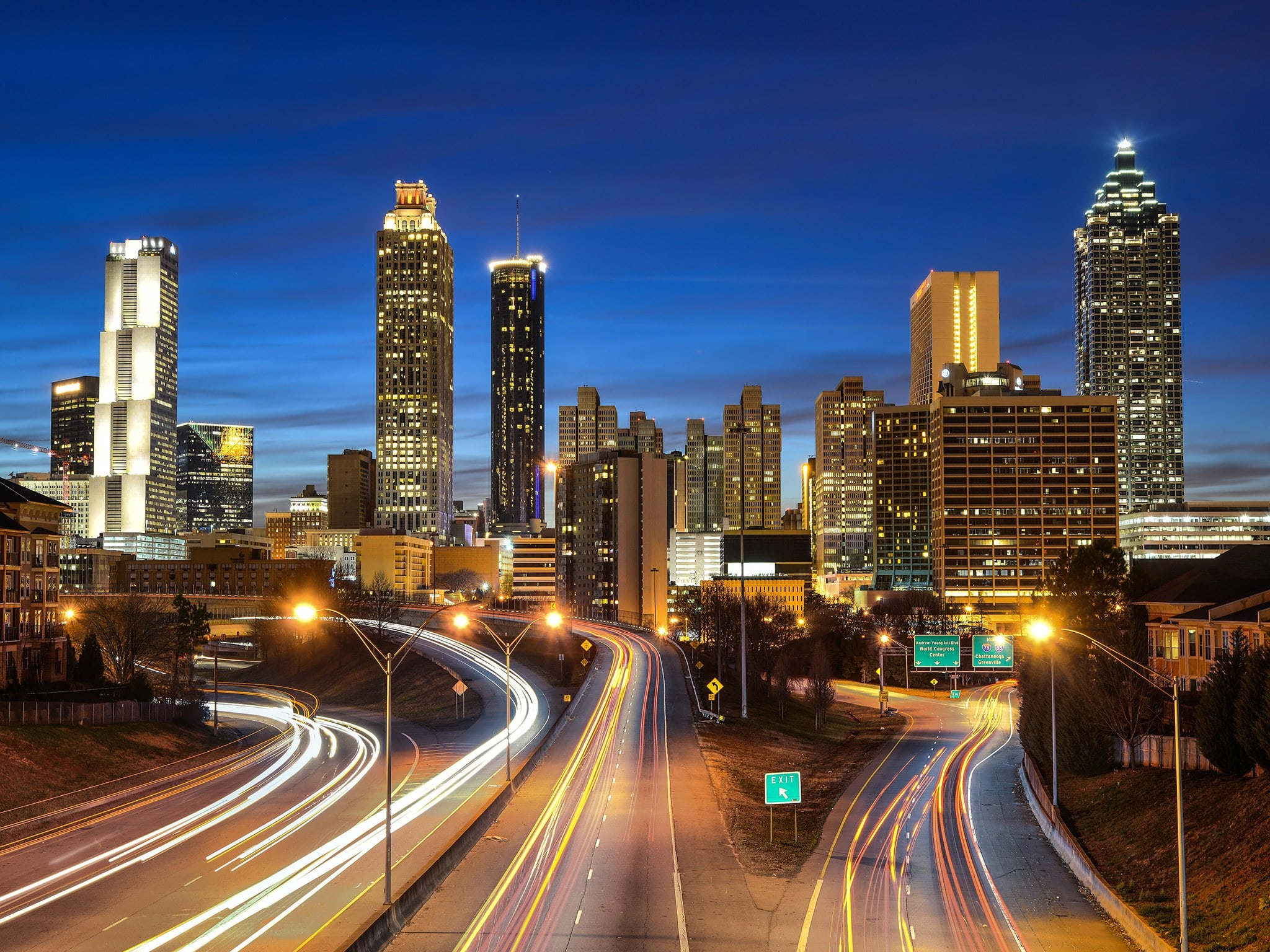 Atlanta Screensavers