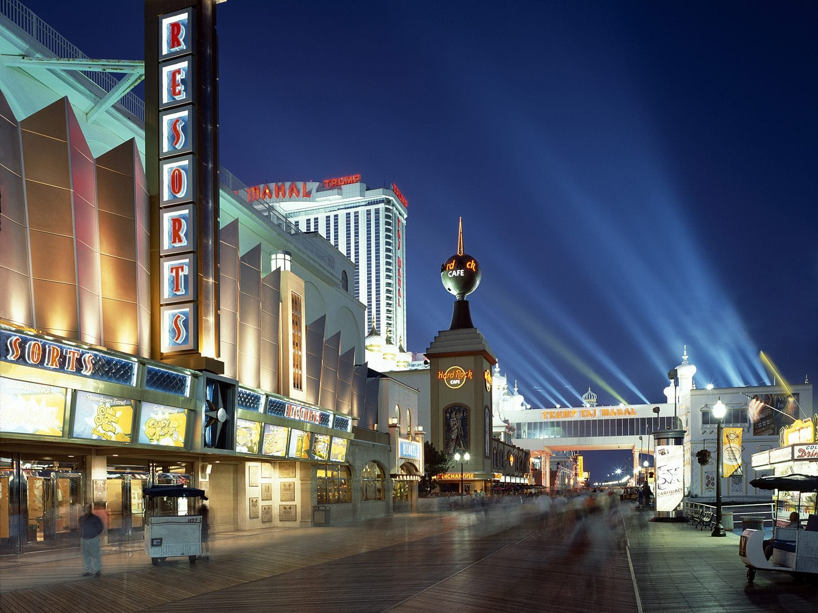 Atlantic City Screensavers