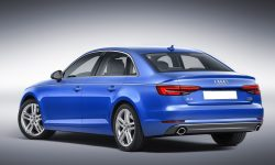 Audi A4 (B9) Desktop wallpapers