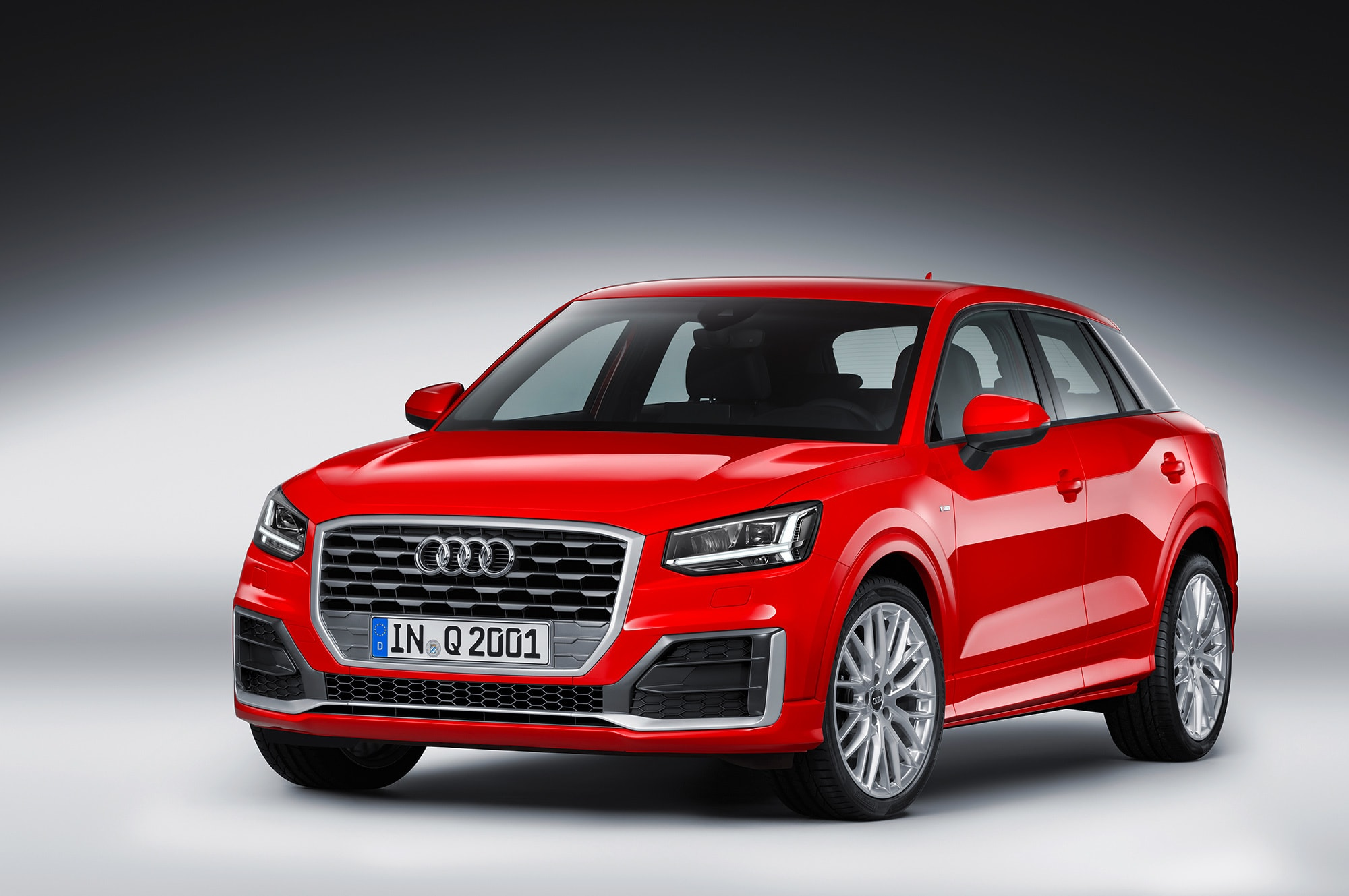 Audi Q2 Desktop wallpapers