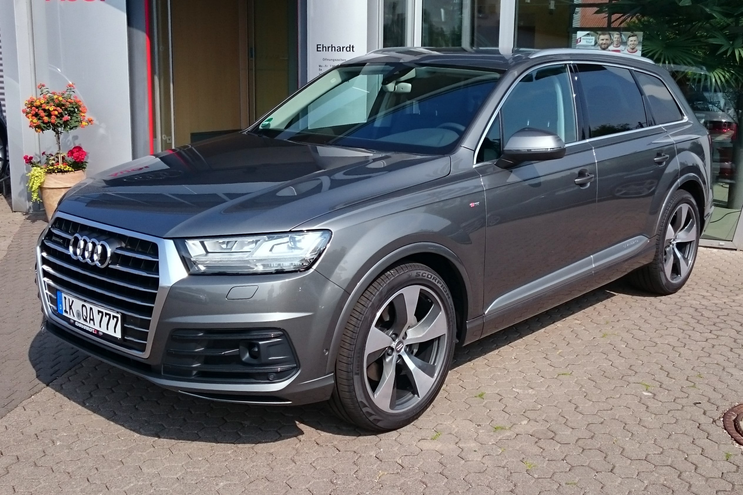 Audi Q5 II Desktop wallpapers