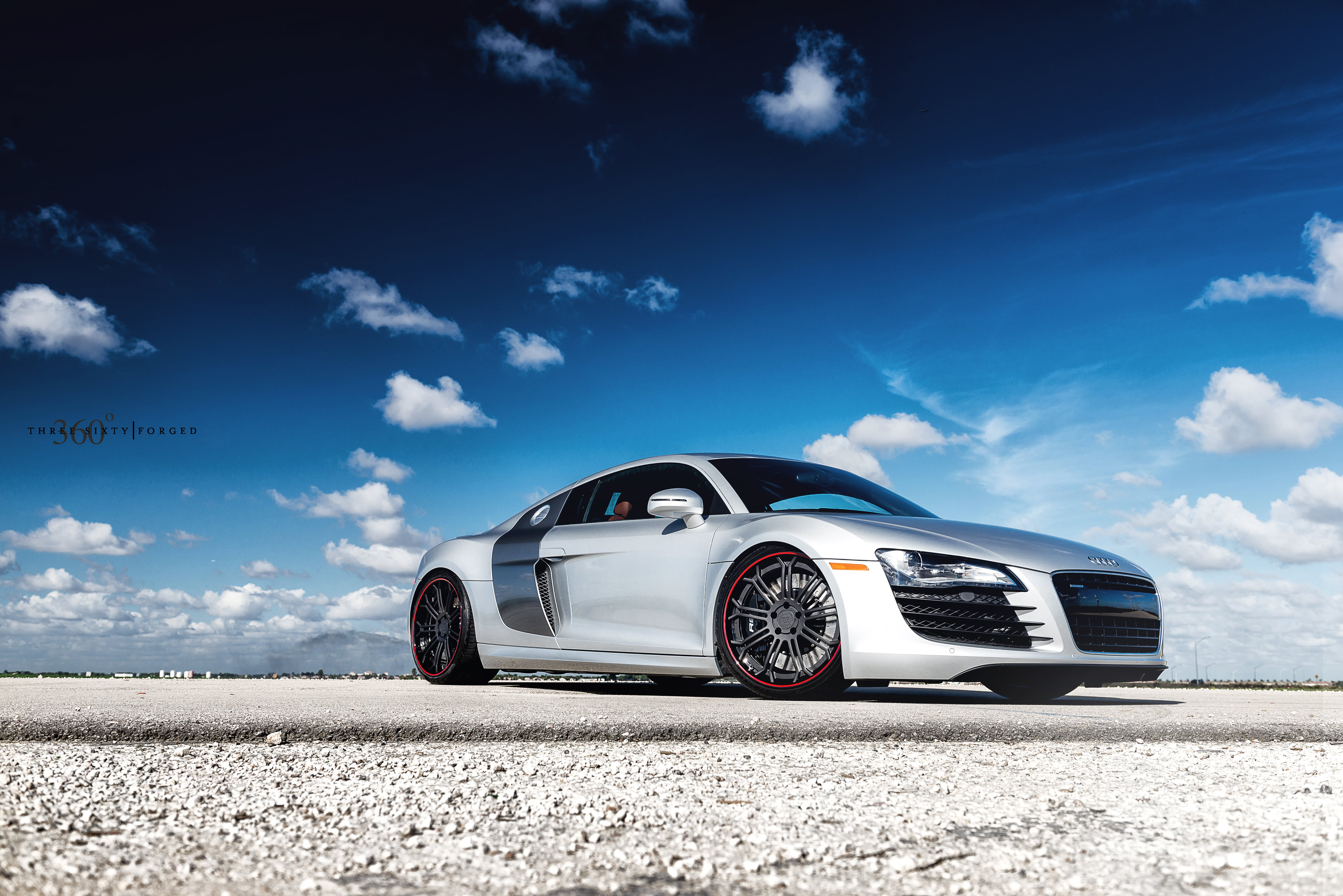 Audi R8 Pictures