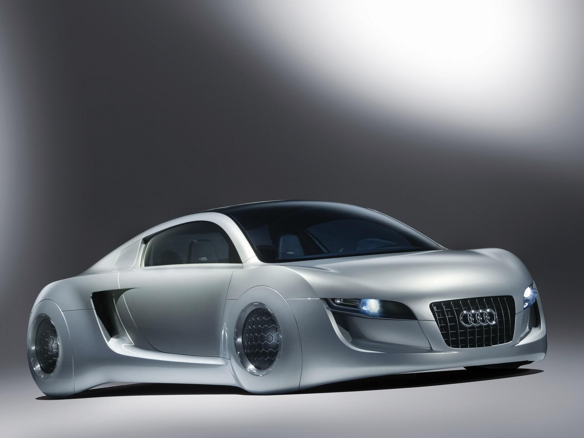 Audi RSQ Concept Desktop wallpapers