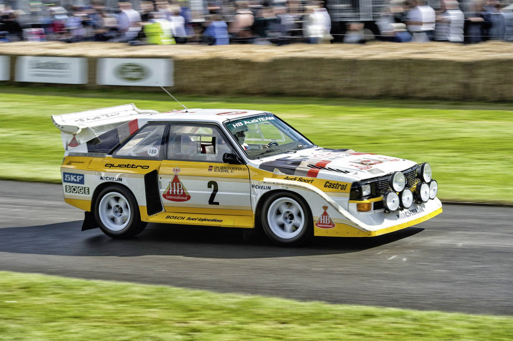 Audi Sport Quattro S1 Screensavers