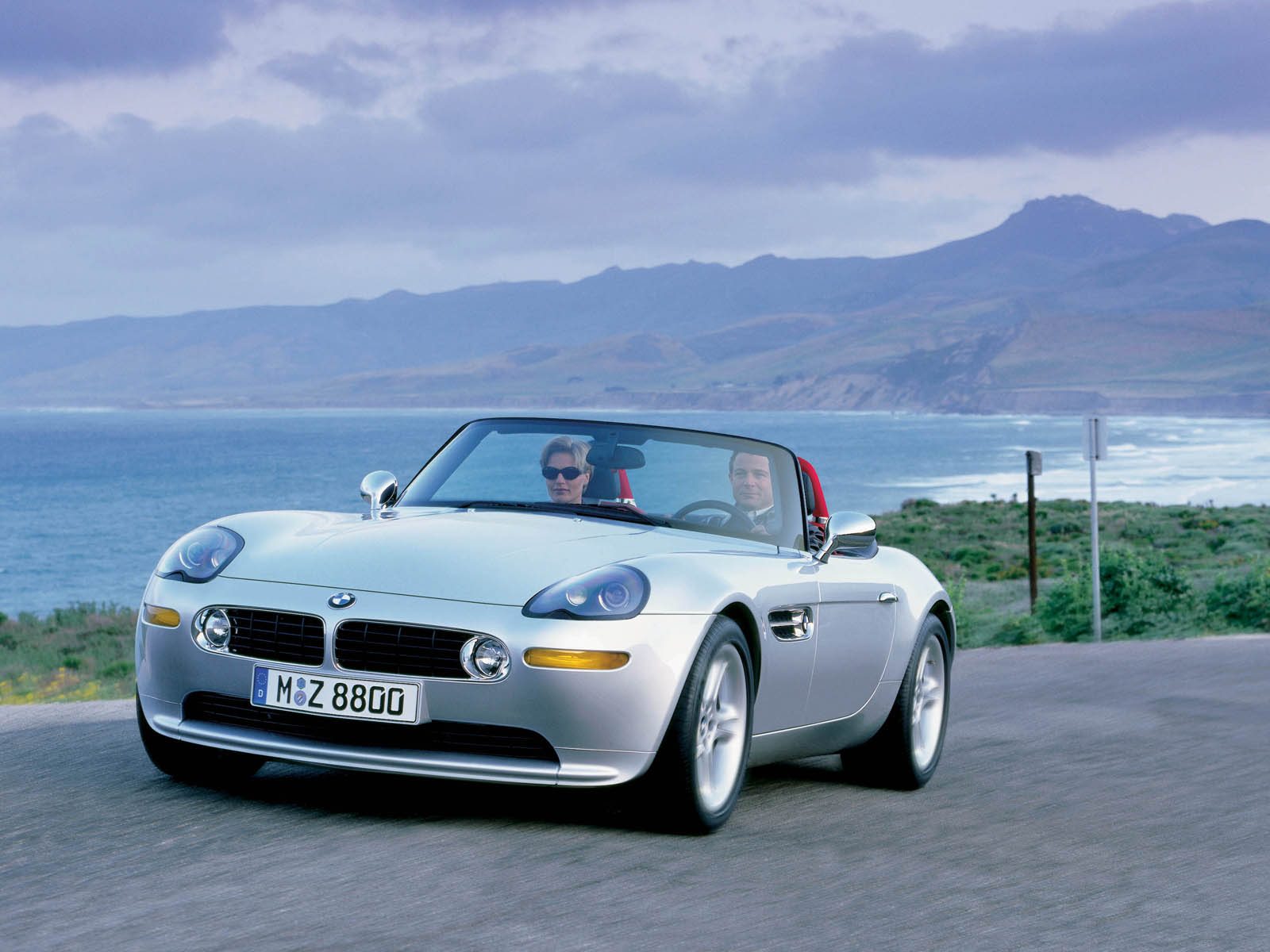 BMW Z8 Screensavers