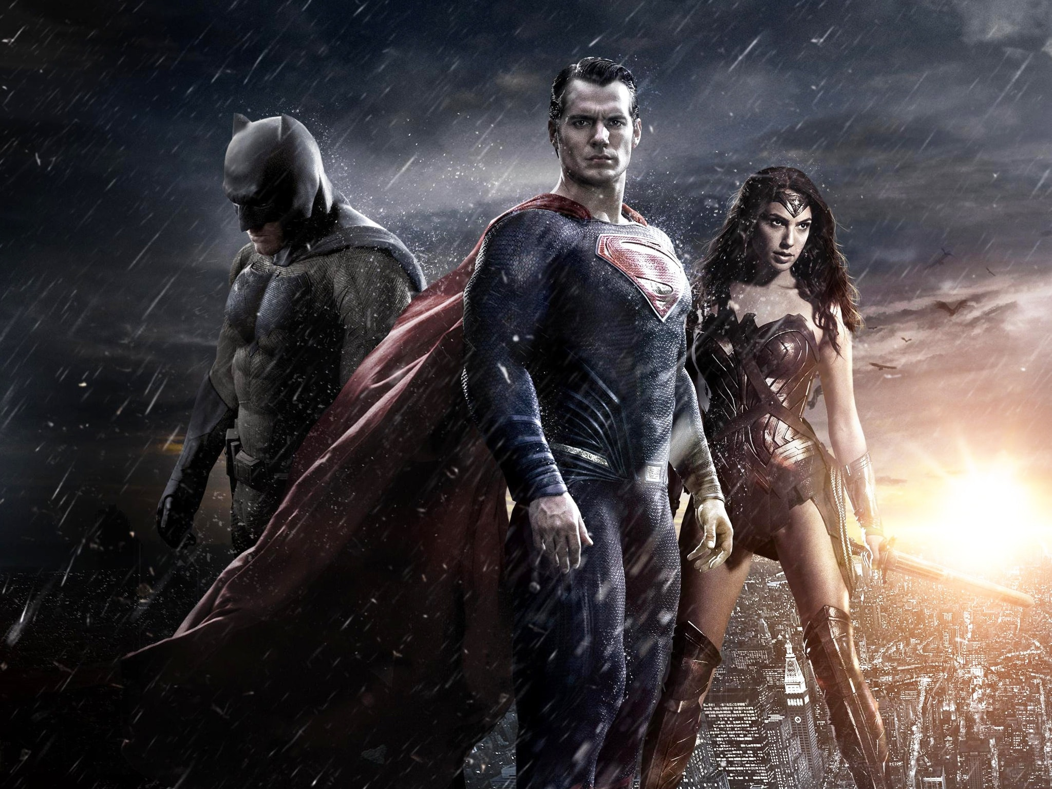 Batman Vs Superman: Dawn Of Justice Background